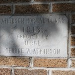 Normal Class of 1913 sign