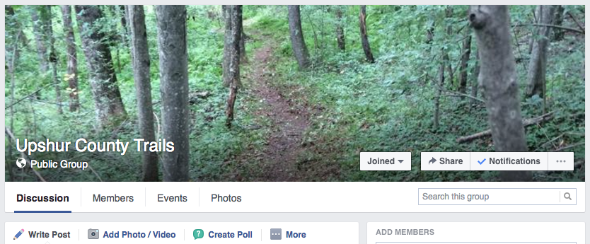 upshur-county-trails-facebook-page