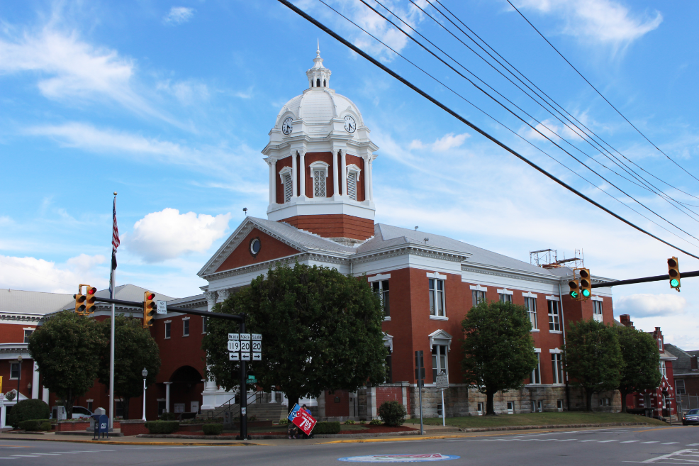 Buckhannon Courthouse