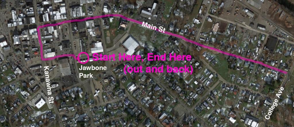 Heather Schneider Map