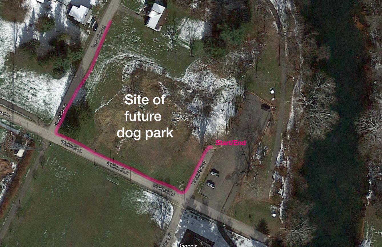 Buckhannon dog park